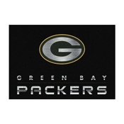 Green Bay Packers 8'x11' Chrome Rug