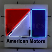 Amc Standard Neon Sign With Backing
