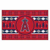 MLB - Los Angeles Angels Holiday Sweater Starter 19