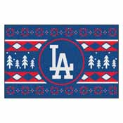 MLB - Los Angeles Dodgers Holiday Sweater Starter 19