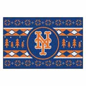 MLB - New York Mets Holiday Sweater Starter 19