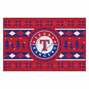 MLB - Texas Rangers Holiday Sweater Starter 19