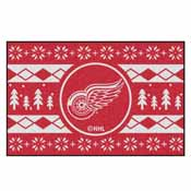 NHL - Detroit Red Wings Holiday Sweater Starter 19