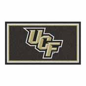 University of Central Florida 3x5 Rug
