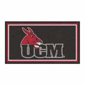 University of Central Missouri 3x5 Rug