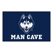 Connecticut Man Cave UltiMat Rug 5'x8'