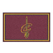 NBA - Cleveland Cavaliers 4'x6' Rug