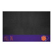 Clemson Southern Style Grill Mat 26x42