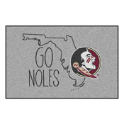 Florida State Southern Style Starter Mat 19x30