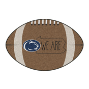 Penn State Southern Style Football Rug 20.5x32.5