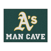 MLB - Oakland Athletics Man Cave All-Star Mat 33.75x42.5