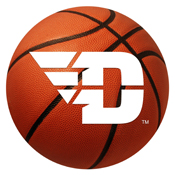 Dayton Basketball Mat 27 diameter