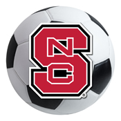 NC State Soccer Ball