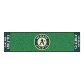 MLB - Oakland Athletics Putting Green Runner