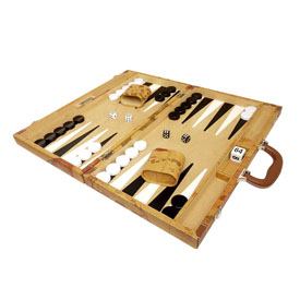 18 Map Backgammon - New