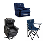 Dallas Cowboys Sofa & Chairs