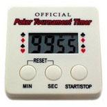Poker Tournaments Timers & Clocks