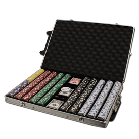 1,000 Ct Diamond Suited 12.5G - Rolling Case