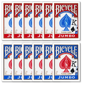 Playing Cards Bicycle Red Poker Deck Bicycle Cards
