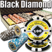 500 Ct Black Diamond 14 G - Aluminum