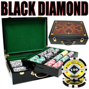 500 Ct Black Diamond 14 G - Hi Gloss