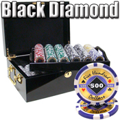 500 Ct Black Diamond 14 G - Black Mahogany