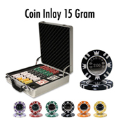 500 Ct Coin Inlay 15 Gram