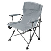 Plain Gray Sideline Chair