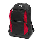 Plain Red Closer Backpack