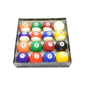Imperial Economy Billiard Ball Set With Magnetic Cue Ball