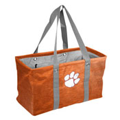Clemson Crosshatch Picnic Caddy
