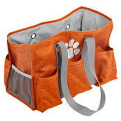 Clemson Crosshatch Jr Caddy