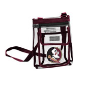 FL State Gameday Clear Crossbody