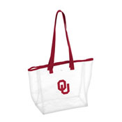 Oklahoma Stadium Clear Bag