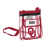 Oklahoma Gameday Clear Crossbody