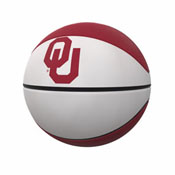 Oklahoma Official-Size Autograph Basketball