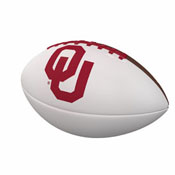 Oklahoma Official-Size Autograph Football