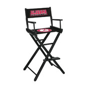 University of Alabama Directors Chair-Bar Height