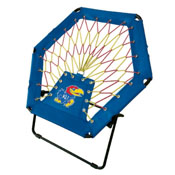 Univ Of Kansas Basic Bungee Chair