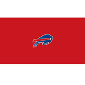 Buffalo Bills 8-Foot Billiard Cloth