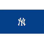 New York Yankees 8' Pool Table Cloth
