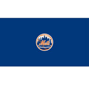 New York Mets 8' Pool Table Cloth