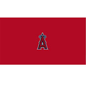 Los Angeles Angels 8' Pool Table Cloth