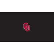 University of Oklahoma 8' Pool Table Cloth
