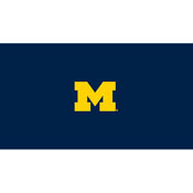 University of Michigan 8' Pool Table Cloth