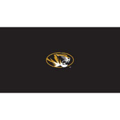 University of Missouri 8' Pool Table Cloth