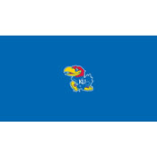 University of Kansas 8' Pool Table Cloth