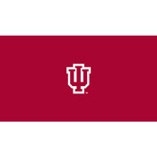 Indiana University 8' Pool Table Cloth