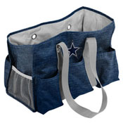 Dallas Cowboys Crosshatch Jr Caddy