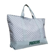 Green Bay Packers Dot Tote